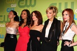 Cassidy Photo - NYC  052109Stephanie Jacobsen Jessica Lucas Laura Leighton Kaite Cassidy and Ashlee Simpson-Wentz (Melrose Place)at the CW Upfront 2009 at Madison Square GardenDigital Photo by Adam Nemser-PHOTOlinknet