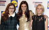 Jessica Knappett Photo - Dec 16 2014 - London England UK - British Comedy Awards Fountain Studios Wembley - Red Carpet ArrivalsPhoto Shows Drifters - Lydia Rose Bewley Jessica Knappett and Lauren ORourke