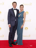 Alexi Ashe Photo - Seth Meyers and Alexi Ashe at the 66th Annual Primetime Emmy Awards held at the Nokia Theatre LA Live in Los Angeles on August 25 2014 in Los Angeles California Credit PopularImages