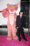 ARMEL BELLEC Photo - Actor Armel Bellec arriving at the premiere of The Pink Panther 2 at the Ziegfeld Theatre on February 3 2009 in New York City