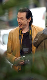 STEVEN BUSCEMI Photo - Steve Buscemi on the set of Delirious