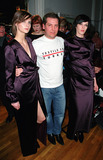 Carmen Kreuzer Photo - Designer ATIL KUTOGLU with models RUTA and CARMEN KREUZER backstage at the ATIL KUTOGLU Fashion Show during the New York Fashion Week Puck Building New York February 12 2002  2002 by Alecsey BoldeskulNY Photo Press     ONE-TIME REPRODUCTION RIGHTS          NY Photo Press    phone (646) 267-6913     e-mail infocopyrightnyphotopresscom