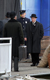 Joaquin Phoenix Photo - Joaquin Phoenix on the set ofLow Life on February 22 2012 in New York City