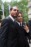 Bobby Cannavale Photo - Bobby Cannavale (L) arriving at the 65th Annual Tony Awards at the Beacon Theatre on June 12 2011 in New York City