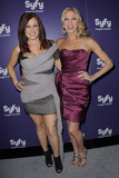 Debbie Gibson Photo - Tiffany and Debbie Gibson attend the SYFY World Premiere of Mega Python vs Gatoroid at the Ziegfeld Theater on January 24 2011 in New York City