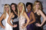 ALLI ZWEBEN Photo - NEW YORK MARCH 8 2005    Kelly Brady Rachel Krupa Lizzie Grubman Millie Monyo and Alli Zweben attend the premiere party of MTVs new reality show Power Girls