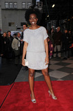 Adeperi Oduye Photo - Adeperi Oduye attends the Marchesa Spring 2013 Fashion Presentation at the Plaza Hotel on February 15 2012 in New York City