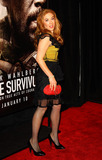 Amanda Rowan Photo - December 3 2013 New York CityAmanda Rowan arriving at the Lone Survivor New York premiere at Ziegfeld Theater on December 3 2013 in New York City