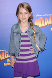 Ashley Gerasimovich Photo - June 7 2012 New York City Ashley Gerasimovich at The Madagascar 3 Europes Most Wanted New York Premiere at Ziegfeld Theatre on June 7 2012 in New York City