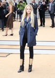 Gabriella Wilde Photo - Gabriella Wilde at London Fashion Week SS14  - Burberry Prorsum ss 2014 - Arrivals London 16092013 Picture by Henry Harris  Featureflash