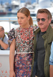 Adele Exarchopoulos Photo - Actress Adele Exarchopoulos  director Sean Penn at the photocall for The Last Face at the 69th Festival de CannesMay 20 2016  Cannes FrancePicture Paul Smith  Featureflash