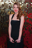 Amy Kelly Photo - Amy Kelly arriving for the 2014 British Soap Awards at the Hackney Empire London 24052014 Picture by Dave Norton  Featureflash
