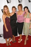 Laura Breckenridge Photo - Actresses LIZZY CAPLAN (left) KIELE SANCHEZ JENNIFER ESPOSITO  LAURA BRECKENRIDGE stars of TV show Related at the WB TV Networks 2005 All Star Celebration in HollywoodJuly 22 2005  Los Angeles CA 2005 Paul Smith  Featureflash