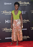Lupita Nyongo Photo - LOS ANGELES CA April 4 2016 Actress Lupita Nyongo at the world premiere of The Jungle Book at the El Capitan Theatre HollywoodPicture Paul Smith  Featureflash