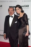 Adnan Kashoggi Photo - ADNAN KASHOGGI  wife SORAYA at the A Diamond Is Forever - Cinema Against AIDS 2001 gala at the Moulin de Mougins restaurant to benefit the American Foundation for AIDS Research (amFAR)17MAY2001   Paul SmithFeatureflash