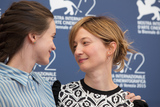 Alba Rohrwacher Photo - Actresses Stacy Martin  Alba Rohrwacher at the photocall for Taj Mahal at the 2015 Venice Film FestivalSeptember 10 2015  Venice ItalyPicture Kristina Afanasyeva  Featureflash
