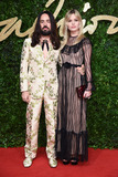 Alessandro Michele Photo - Alessandro Michele  Georgia May Jagger at the British Fashion Awards 2015 at the Coliseum Theatre LondonNovember 23 2015  London UKPicture Steve Vas  Featureflash