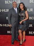 Omarosa Photo - LOS ANGELES CA August 16 2016 Reality TV celebrity Omarosa Manigault  guest at the Los Angeles premiere of Ben-Hur at the TCL Chinese Theatre Hollywood Picture Paul Smith  Featureflash