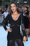 Amy Jackson Photo - Amy Jackson arriving for the Magic Mike XXL film premiere at Vue West End London 30062015 Picture by Alexandra Glen  Featureflash