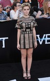 Kiernan Shipka Photo - Kiernan Shipka at the Los Angeles premiere of Divergent at the Regency Bruin Theatre WestwoodMarch 18 2014  Los Angeles CAPicture Paul Smith  Featureflash