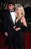 Heather Locklear Photo - 19JAN97  Actress HEATHER LOCKLEAR  husband RITCHIESAMBORA at the Golden Globe Awards      Please Credit Pix PAUL SMITH
