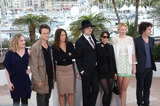 August Diehl Photo - August Diehl Pete Doherty Lily Cole Slylvie Verheyde Karole Rocher at the Confession of a Child of the Century photocall during the 65th Annual Cannes Film Festival Cannes France 20052012 Picture by Henry Harris  Featureflash