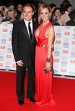 Alan Halsall Photo - Lucy-Jo Hudson and Alan Halsall arriving for the National Television Awards 2013 at the O2 Arena London 23012013 Picture by Alexandra Glen  Featureflash