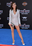 Kelli Berglund Photo - LOS ANGELES CA April 12 2016 Actress Kelli Berglund at the world premiere of Captain America Civil War at the Dolby Theatre HollywoodPicture Paul Smith  Featureflash