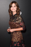 Jenna Coleman Photo - Jenna Coleman at the 2015 BFI LUMINOUS Gala dinner at the Guildhall LondonOctober 6 2015  London UKPicture Steve Vas  Featureflash