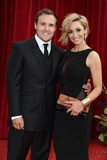 Alan Halsall Photo - Alan Halsall and Lucy Jo Hudson  arrive at the British Soap awards 2011 held at the Granada Studios Manchester14052011  Picture by Steve VasFeatureflash