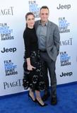 Amanda Peete Photo - SANTA MONICA CA - FEBRUARY 25 (L-R) Actress Amanda Peet and actor Hank Azaria attend 2017 Film Independent Spirit Awards on February 25 2017 in Santa Monica California  (Photo by Barry KingImageCollectcom)
