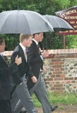 William Prince Photo - Henley Prince William and Prince Harry at Tom Parker Bowles wedding to Sarah Buys at St Nicholas Church in Henley-on-Thames10 September 2005FERNANDO  GARCIALandmark Media