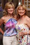 Anthea Turner Photo - London Anthea Turner and Wendy Webster-Turner pictured at the A HELPING HAND Book Launch at the Brooke Hospital For Animals 70th Anniversary Party at Metzo Sloane St22 June 2004