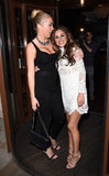 Aisleyne Horgan-Wallace Photo - London UK Aisleyne Horgan Wallace and Nikki Grahame at Nikki For JYYLondon Launch Party at Sanctum Soho Hotel Warwick Street London on Monday 14 September 2015Ref LMK392 -58145-150915Vivienne VincentLandmark Media WWWLMKMEDIACOM
