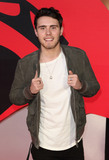 Alfie Deyes Photo - London UK Alfie Deyes at European Premiere of Batman v Superman - the Dawn of Justice Odeon Leicester Square London on March 22nd 2016Ref LMK73-60105-230316Keith MayhewLandmark Media WWWLMKMEDIACOM