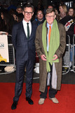 Alex Jenning Photo - London UK Alex Jennings and Alan Bennett   at London Film Festival Premiere of The Lady In The Van at Odeon Leicester Square London on Tuesday 13 October 2015Ref LMK392 -58357-141015Vivienne VincentLandmark Media WWWLMKMEDIACOM