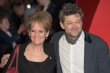 Andy Serkis Photo - London UK Andy Serkis and wife Lorraine Ashbourne at European Premiere of Batman v Superman - the Dawn of Justice Odeon Leicester Square London on March 22nd 2016Ref LMK370-60106-230316Justin NgLandmark Media WWWLMKMEDIACOM