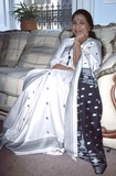 Asha Bhosle Photo - LondonAsha Bhosle11th September 2000Picture by Trevor MooreLandmark Media