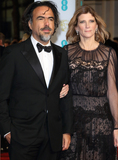 Alejandro GInarritu Photo - LondonUK Alejandro G Inarritu and Maria Eladia    at the EE British Academy Film Awards (BAFTA) 2016  at the Royal Opera House Covent Garden London 14th February 14th 2016 RefLMK73-59988-150216 Keith MayhewLandmark Media WWWLMKMEDIACOM