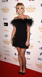 Helen George Photo - London UK Helen George at the 17th Annual Whats On Stage Awards held at The Prince Of Wales Theatre London on Sunday 19 February 2017 Ref LMK392 -61730-200217Vivienne VincentLandmark Media WWWLMKMEDIACOM
