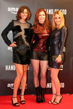 Alona Tal Photo - London UK Alona Tal Dana Delany and Holly Marilyn Solem at  Hand of God TV series premiere  in London Britain 2nd September 2015Ref LMK381-58094-030915Nikki LewisLandmark MediaWWWLMKMEDIACOM