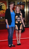 Sarah Hadland Photo - London UK Miranda Hart and Sarah Hadland  at Miss Saigon Press Night at the Prince Edward Theatre London  May 21st 2014 Ref LMK392-48536-220514Vivienne VincentLandmark Media WWWLMKMEDIACOM