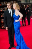 Kim Cattrall Photo - London UK Seth Numrich and Kim Cattrall at the Olivier Awards at The Royal Opera House Covent Garden 28t April 2013Justin NgLandmark Media