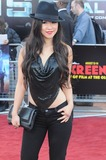 Selina Lo Photo - London UK  Selina Lo  at the UK Premiere of Cowboys  Aliens at The O2 North Greenwich London 11th August 2011 Matt LewisLandmark Media