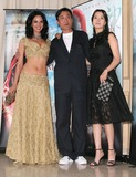 Tony Leung Photo - Cannes France Kim Hee-Seon Tony Leung K Fai and Mallika Sherawat at the photocall for the movie THE MYTH at the Cannes Film Festival17 May 2005Paulo PirezLandmark Media
