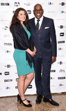 Ainsley Harriott Photo - London UK  Maddie Harriott and Ainsley Harriott  at the Screen Nations Awards held at the Hilton Metropole Hotel Edgware Road London on Saturday 19 March 2016Ref LMK392-60351-200316Vivienne VincentLandmark Media WWWLMKMEDIACOM