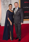 Allegra Riggio Photo - London UK Allegra Riggio and Jared Harris at the World Premiere of new Netflix Original series The Crown at Odeon Leicester Square on November 1 2016 in London EnglandRef LMK386 -61210-021116Gary MitchellLandmark Media WWWLMKMEDIACOM