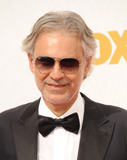 Andrea Bocelli Photo - Andrea Bocelli attending the 67th Annual Primetime Emmy Awards - Arrivals Held at the Microsoft Theater in Los Angeles California on September 20 2015 Photo by D Long- Globe Photos Inc