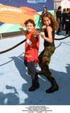 Daryl Sabara Photo - Kids Choice Awards at Barker Hanger Santa Monica CA Daryl Sabara  Alexa Vega Photo by Fitzroy Barrett  Globe Photos Inc 4-21-2001 K21589fb (D)
