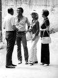 Burt Reynolds Photo - Burt Reynolds Dinah Shore and Burts Parents 26752 Supplied by Globe Photos Inc